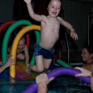 Svømmekurs for barn - trygg i vannet