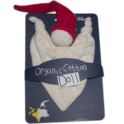 Keptin jr organic doll - koseklut