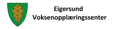 Eigersund Voksenopplæringssenter