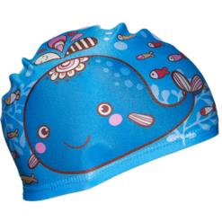 Badehette til barn - hval