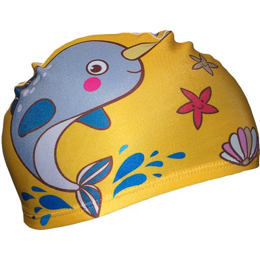Badehette til barn - fisk
