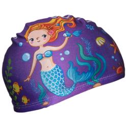 Badehette til barn - havfrue