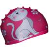 Badehette til barn - katt