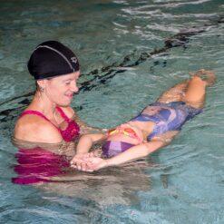 Svømmekurs for barn - instruktør