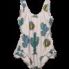 Herlig badedrakt for barn - Kaktus