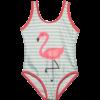 Herlig badedrakt for barn - Flamingo
