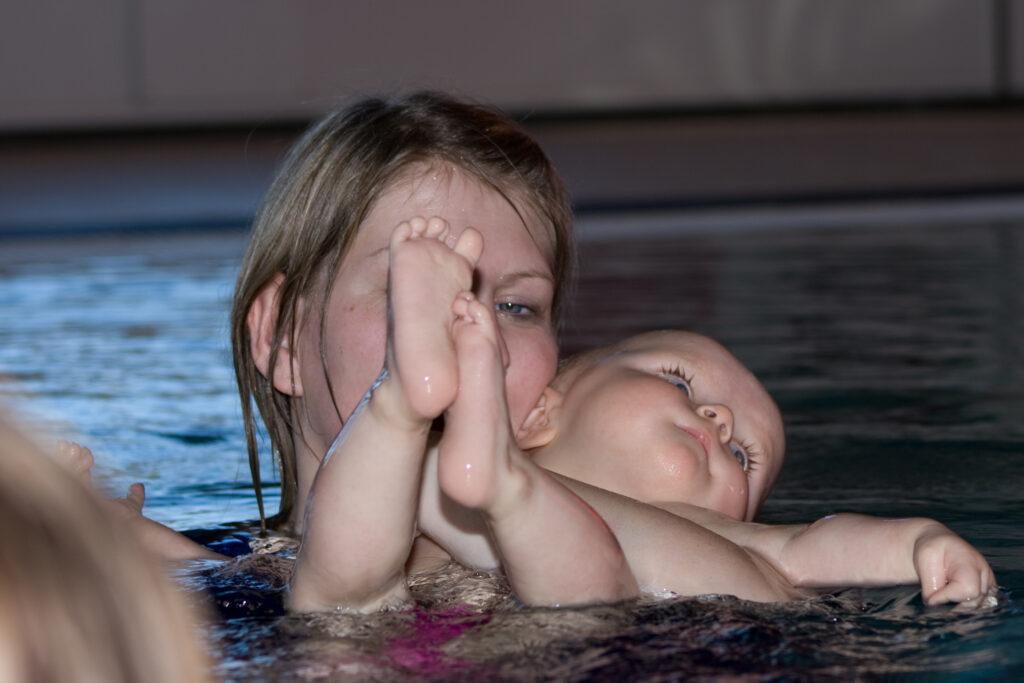 God avkobling for mor og barn