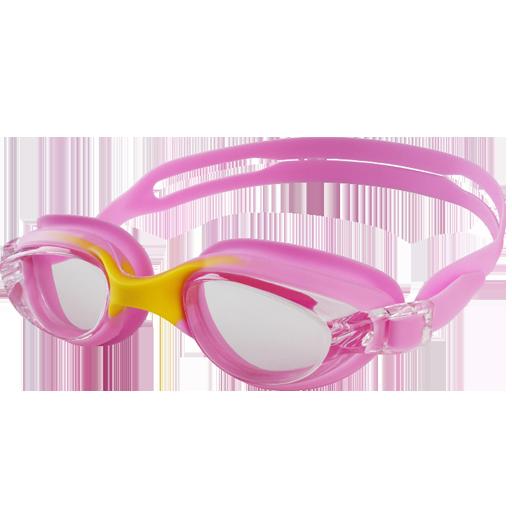 Svømmebriller barn og ungdom rosa
