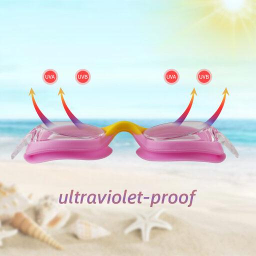 Svømmebriller barn og ungdom uva - squatina.no